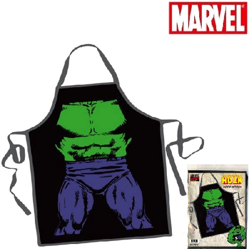ICUP Marvel Hulk Be The Hero Character Apron